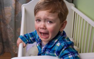 This is the WORST thing you could say to a child who is throwing a tantrum