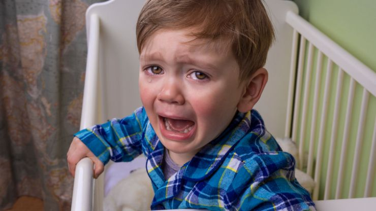 The simple tantrum taming hack that will actually calm your child down