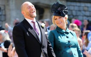 Pregnant Zara Tindall needed to pee during the royal wedding and we totally sympathise