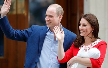 People think Prince William gave Kate Middleton a 'push present'