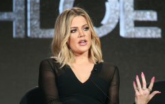 """Khloe Kardashian is """"very anxious"""" about leaving her daughter to go back to work"""