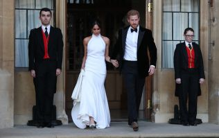 Look at the €30 Zara version of Meghan Markle's second wedding dress
