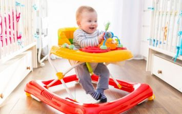 'No beneficial function': Here's why you should never let your baby use a walker