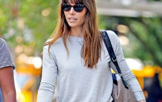 Jessica Biel has a special trick for getting babies to sleep (and swears it works)