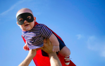 10 Marvel-inspired baby names that are perfect for your little superhero
