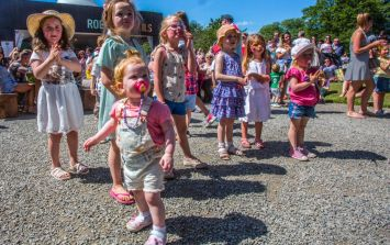 Taste of Dublin is here next weekend and there's heaps of games and dress-up!