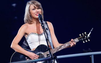 Here's the full list of everything that is banned from Taylor Swift's concerts