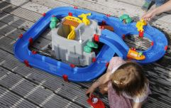 We have found the outdoor toy that will keep your toddler occupied all summer long