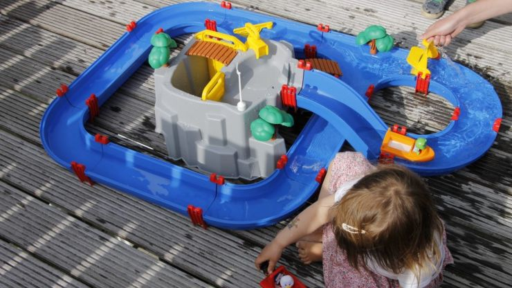 Holiday at home: The outdoor toy that'll keep your toddler occupied all summer long
