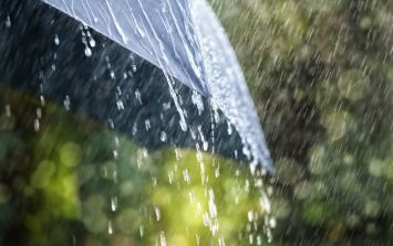 Met Éireann have issued a new weather warning for 15 counties