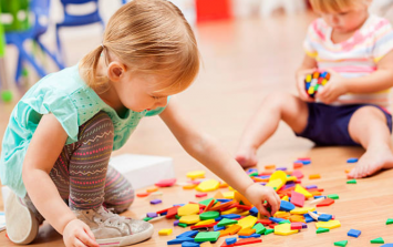 Study shows that less toys lead to a better playtime for kids