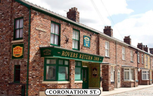 There's going to be a romantic proposal on Coronation Street next week