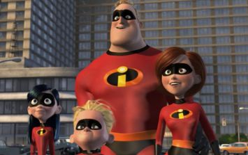 This cinema will be giving away free masks to everyone who attends the Incredibles 2