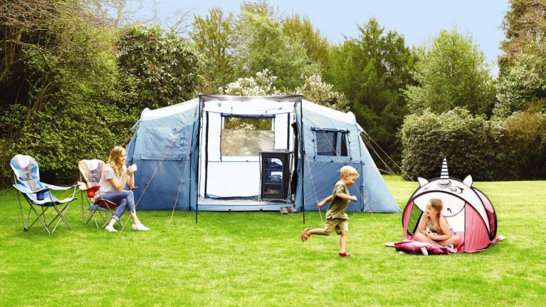 reputable site 7c5a1 a7437 Aldi's new camping range is sheer outdoor luxury (and the ...