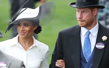 Meghan Markle and Prince Harry got all dressed up for Ascot today