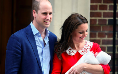 The details of Prince Louis's Christening are going to disappoint some people
