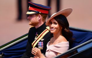 Meghan and Harry announce where they're going on their first royal tour
