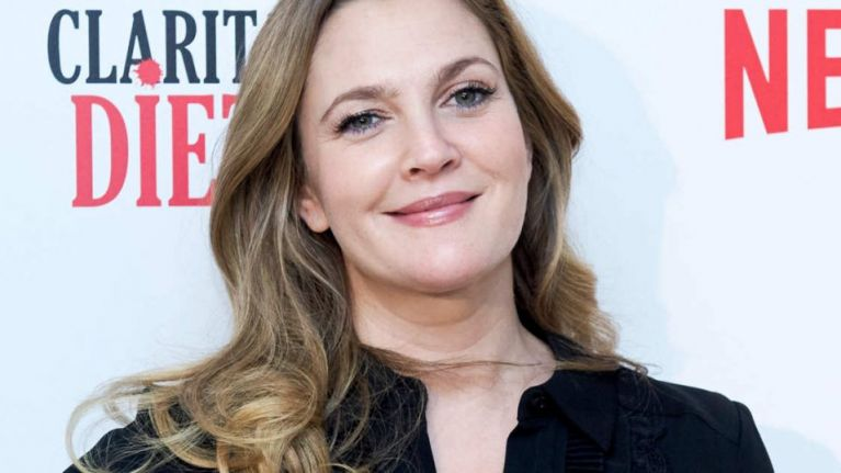 Drew Barrymore just shared an amazing trick for tackling toddler tantrums