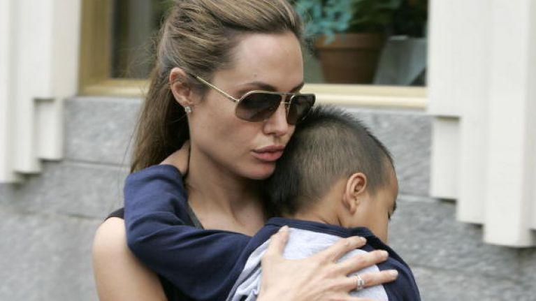 The court is demanding Angelina Jolie give her kids more access to Brad Pitt
