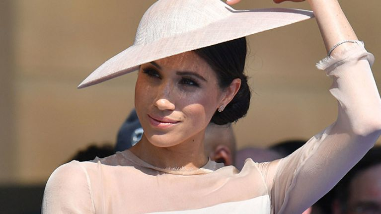 'Provocative' Meghan Markle pics used by magazine in topless Duchess Kate case