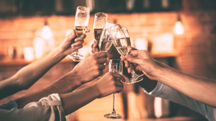 Time to stock up! Aldi's €20 champagne won a major award