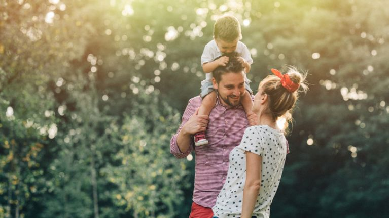 10 happiness habits to live by (and to pass on to your kids)