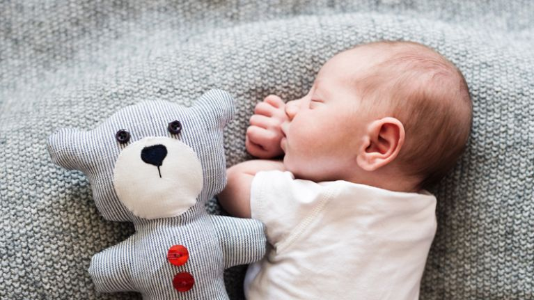 3 baby sleep hacks that might just change your entire sleep-deprived life