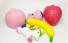 """Dangerous levels of harmful chemicals"" – Scandinavian toy stores stop sale of ALL squishies"
