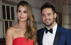 Vogue Williams Shares Adorable Family Snap From Baby Theodores Christening