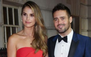 Vogue Williams CONFIRMS she and Spencer Matthews have tied the knot