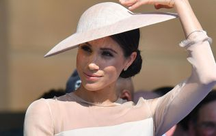 Meghan's trick for avoiding blisters when wearing heels is GENIUS
