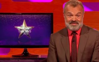 The Graham Norton Show line up is very good tonight
