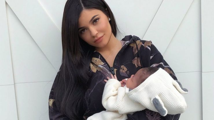 Kylie Jenner shows off Stormi's baby shoe collection and it's ridiculous