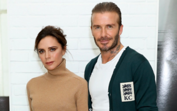 Victoria and David Beckham mark 19 years of marriage with this sentimental snap
