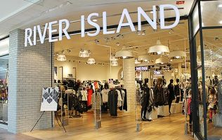 This super-flattering €50 River Island top has been all over social media