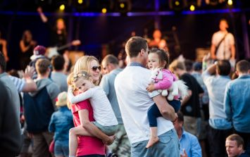 Bringing your kids to the Groove Festival this weekend? Here is what you need to know