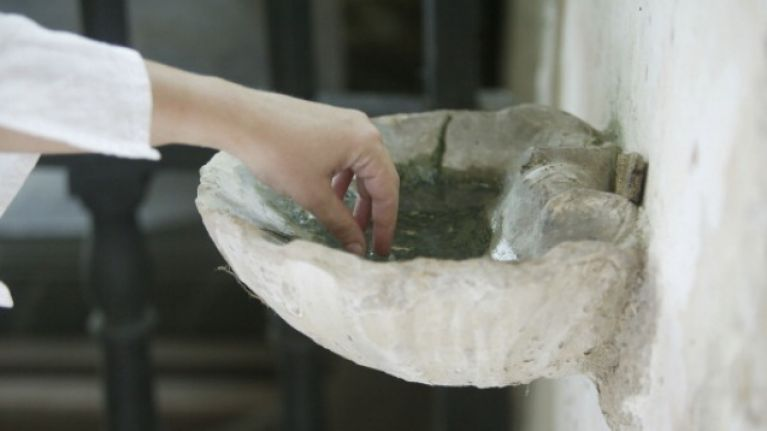 Church asks patrons to cut down on Holy Water during heatwave