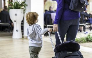 Flying with a toddler... 4 tips you do not want to leave home without