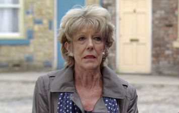 Corrie's Audrey Roberts is in for a shocking double betrayal next week