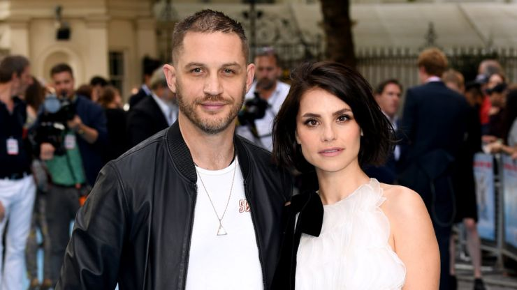 Tom Hardy and wife Charlotte Riley expecting baby number two