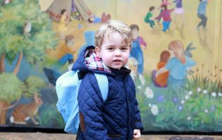 Prince George marked another MASSIVE milestone this weekend