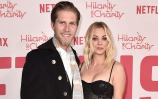 Congrats! Kaley Cuoco marries Karl Cook... and she looks like a total dream