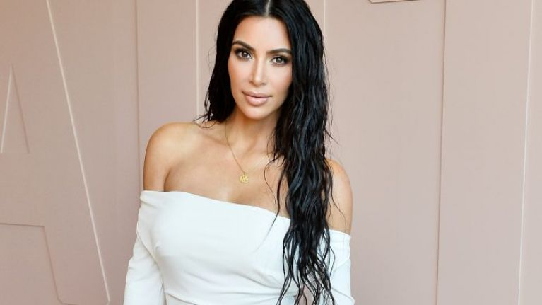 Kim Kardashian says her newborn son is the 'twin' of her daughter Chicago