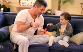 Simon Cowell on why he doesn't want to have any more children