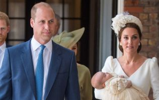 Prince Louis's christening photos have been released and they're absolutely gorgeous