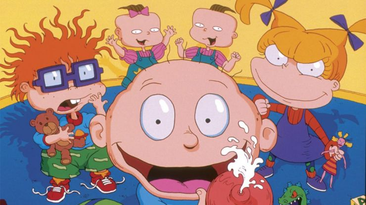Rugrats is coming back to Nickelodeon so now your kids can enjoy it too
