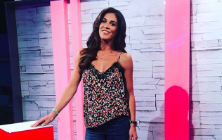 Glenda Gilson says she's enjoying pregnancy after a tough few months