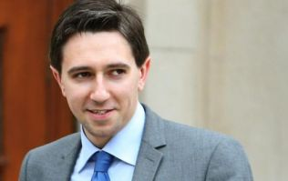 Health Minister Simon Harris and his wife Caoimhe are expecting their first child
