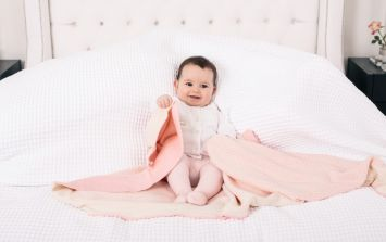 This Irish company has a gorgeous baby range and it's all organic