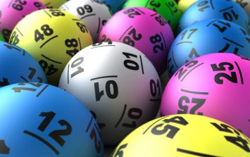 Someone in Ireland is €250,000 richer after last night's Lotto draw